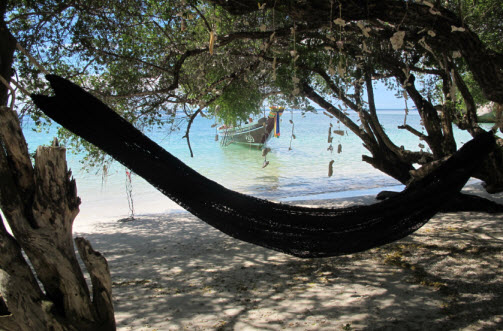 Freedom Beach Hidden Treasure Beach On Koh Tao Island White Sand
