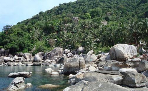 how to get to koh phangan from hong kong