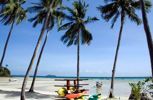 Koh Phi Phi Island Hotels Beach Island Village Hotel Koh