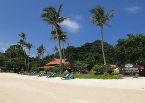 Laem Tong Beach Erawan Resort