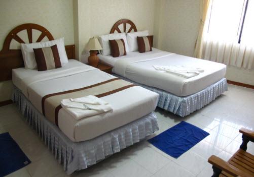 Koh Phi Phi Island Hotels Natacha Hotel on Koh Phi