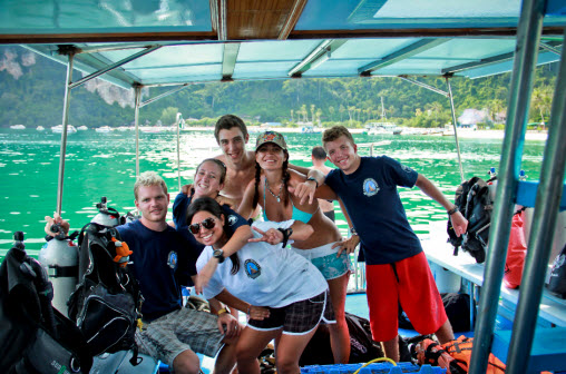 Princess Divers on Koh Phi Phi - Travel Information