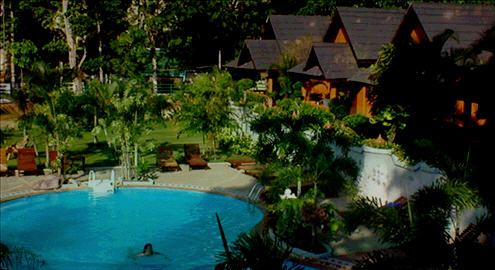 Photo of the Diamond Cave Resort in Krabi