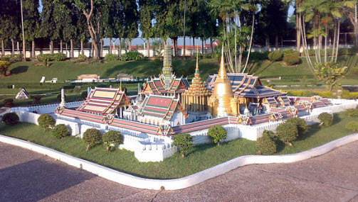 Mini Siam and Mini Europe entry fee, Mini Siam and Mini Europe ticket, entry/...