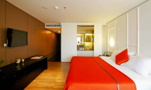 The page 10 hotel in Pattaya - Thailand Hotel