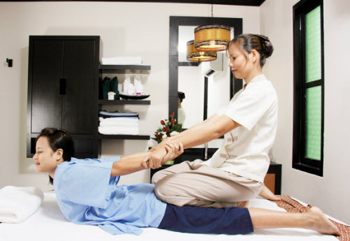 Massage at Oriental de Phuket in Patong