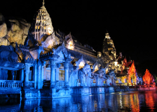 show topic traveling from samui phuket