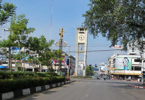 traveling trang thailand