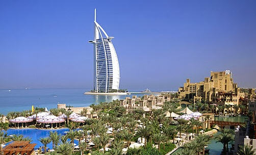 Hotels in and around dubai uae hotel guide for Dubai famous hotel