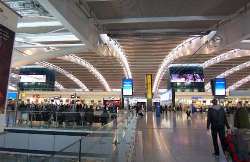 Heathrow Terminal  Hotel Park And Fly