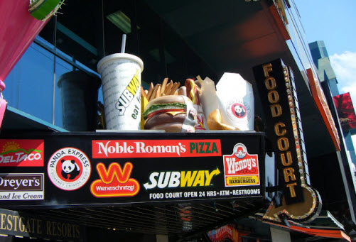 Fast Food Asiatique Nice