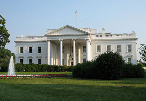 White House (TN) United States  City pictures : The White House, home to the President of the United States of ...