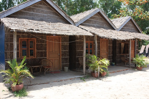 Mien Bungalows At Otres Beach In