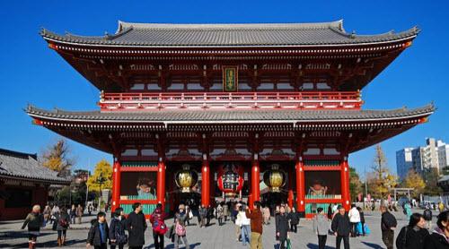 Image result for sensoji temple
