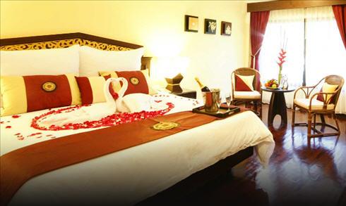 Photo Of The Room At La Luna Hotel In Chiang Rai