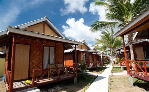 Cabins At The Beach Resort Koh Phangan