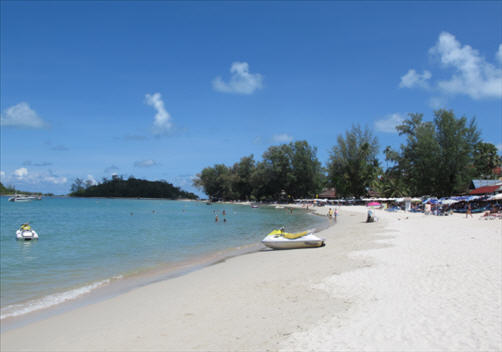 Choeng Mon Beach On Koh Samui